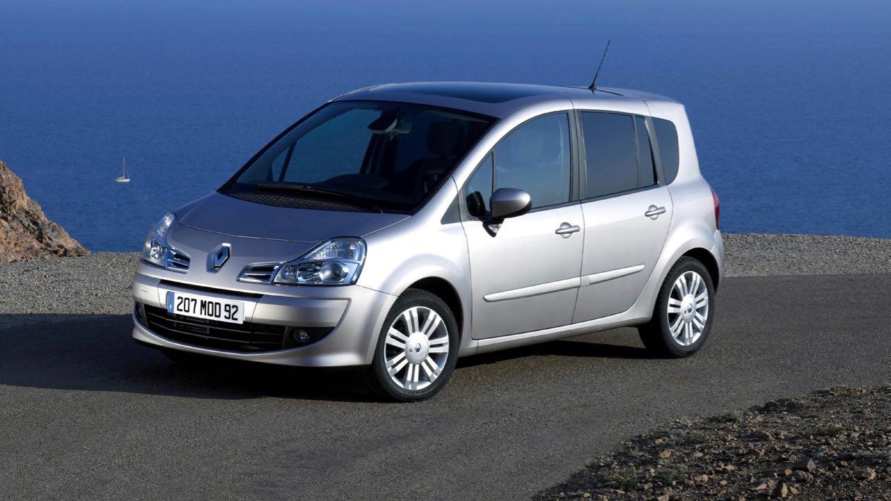 Renault Grand Modus 2008 – 15