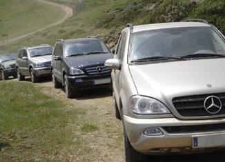Noticias de coches y del mundo del motor for Mercedes benz aventura
