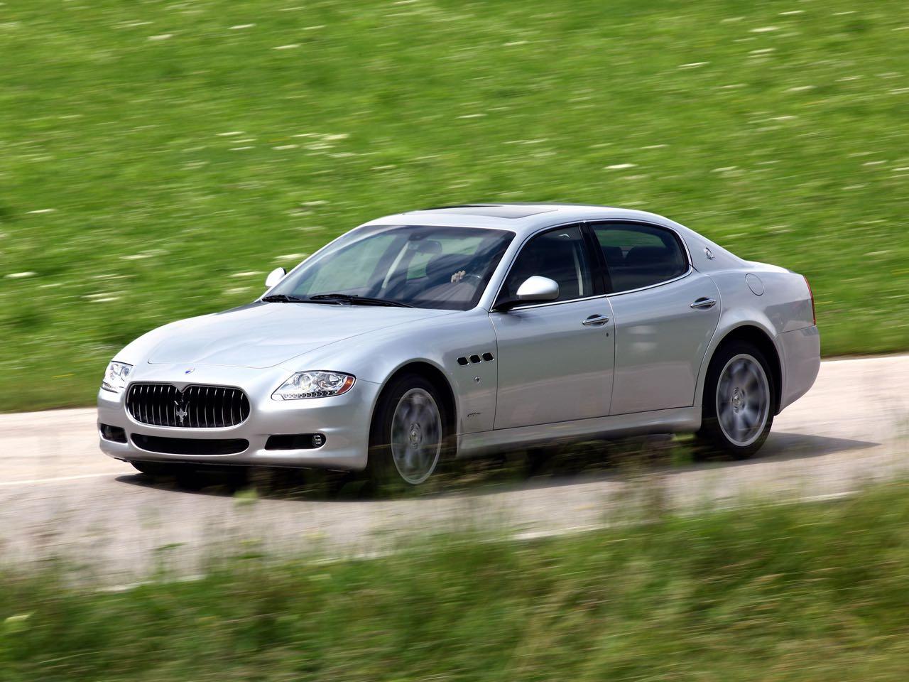 Maserati Quattroporte 2009 – 4