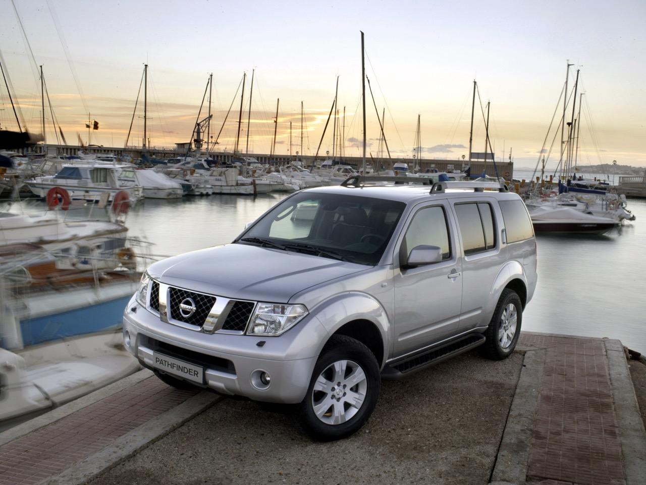 Nissan Frontier Diesel >> Nissan Pathfinder 2005: motores, precios, equipamientos
