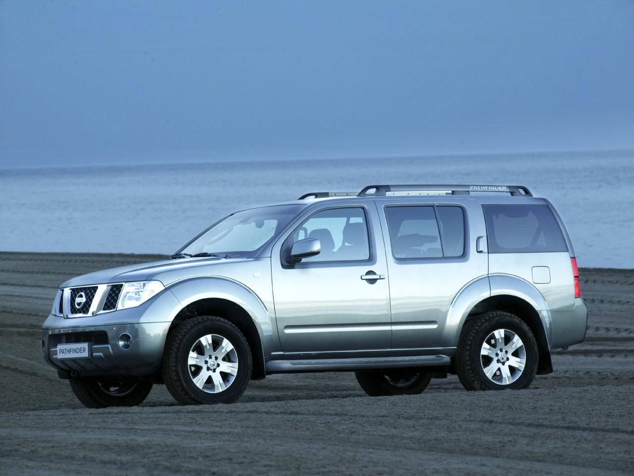 Nissan Pathfinder 2005 – 7