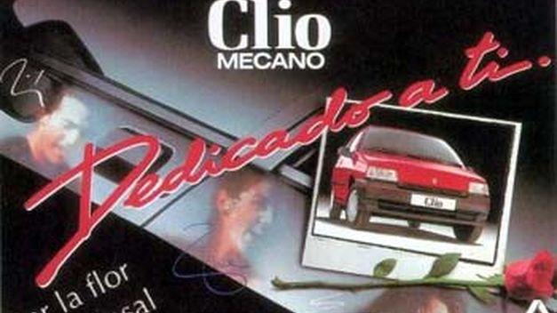 Renault Clio Mecano