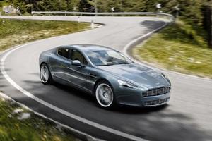 Aston Martin Rapide portada