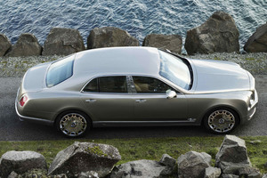Bentley Mulsanne cenital