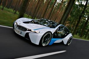 BMW Vision EfficientDynamic