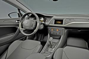 Citroën C5 interior