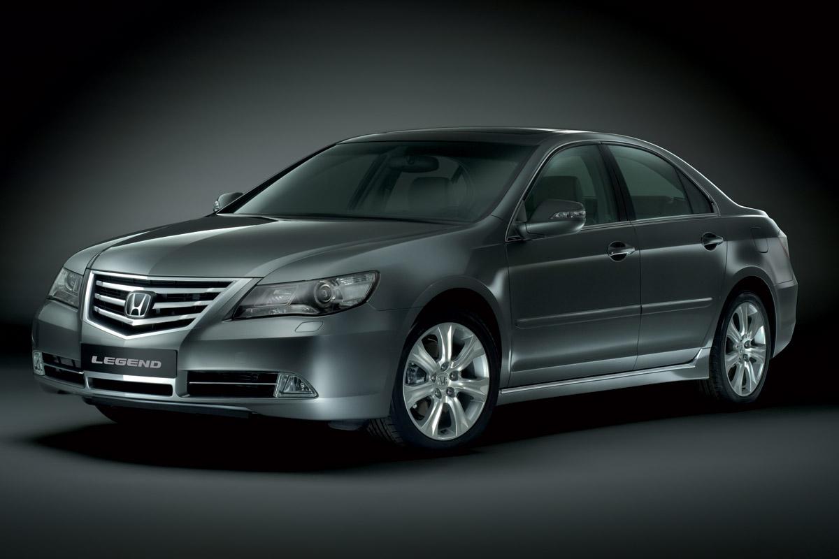 Honda Legend 2007