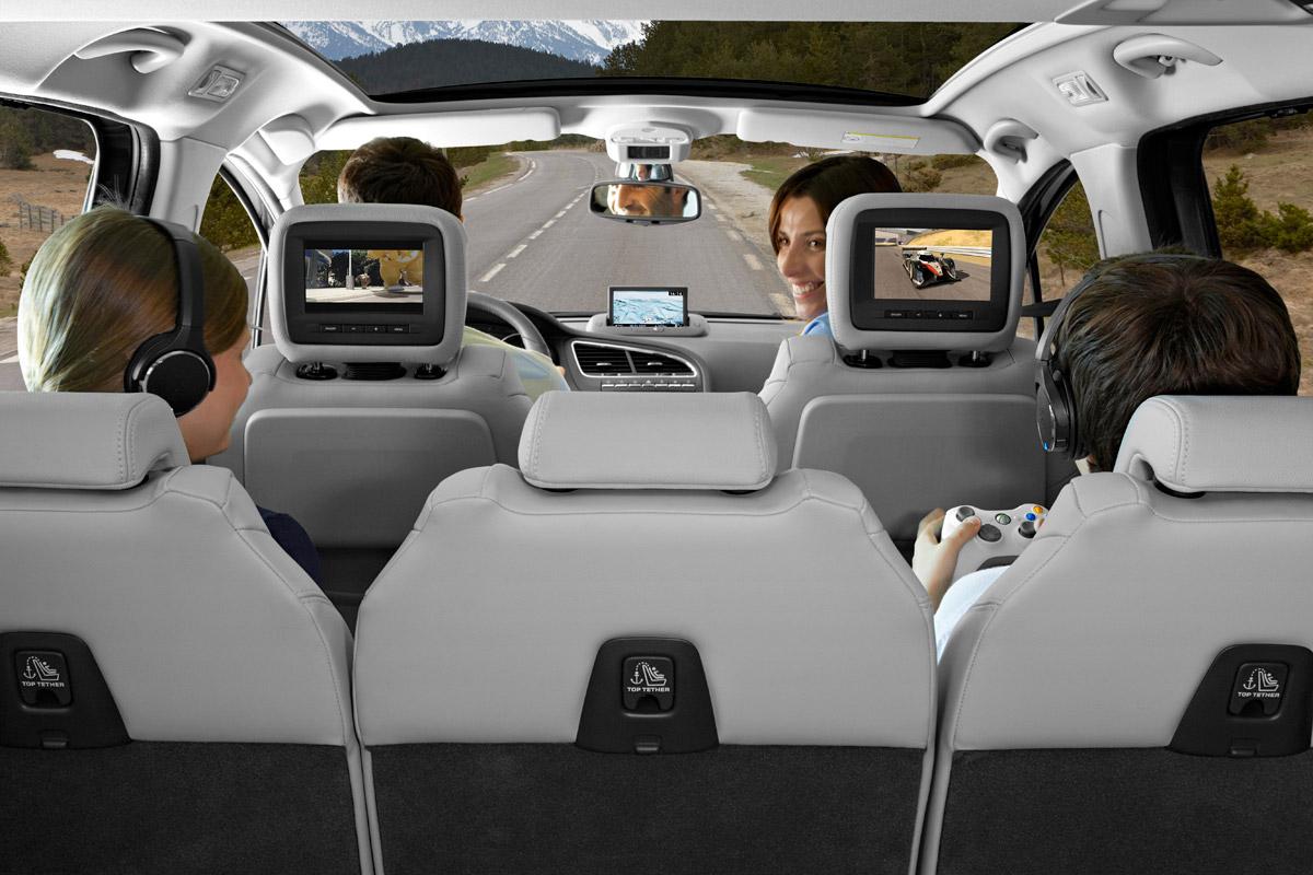 Peugeot on Dvd Player For Dodge Grand Caravan