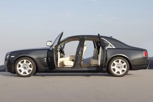 Rolls-Royce Ghost puertas
