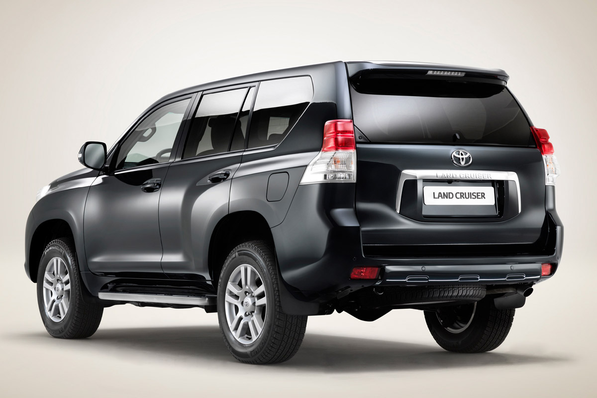 2015 All New Toyota Landcruiser Txl | Autos Post