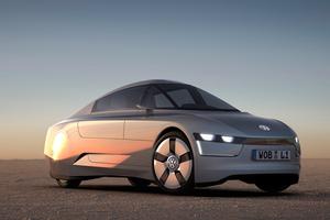 Volkswagen L1 Concept portada