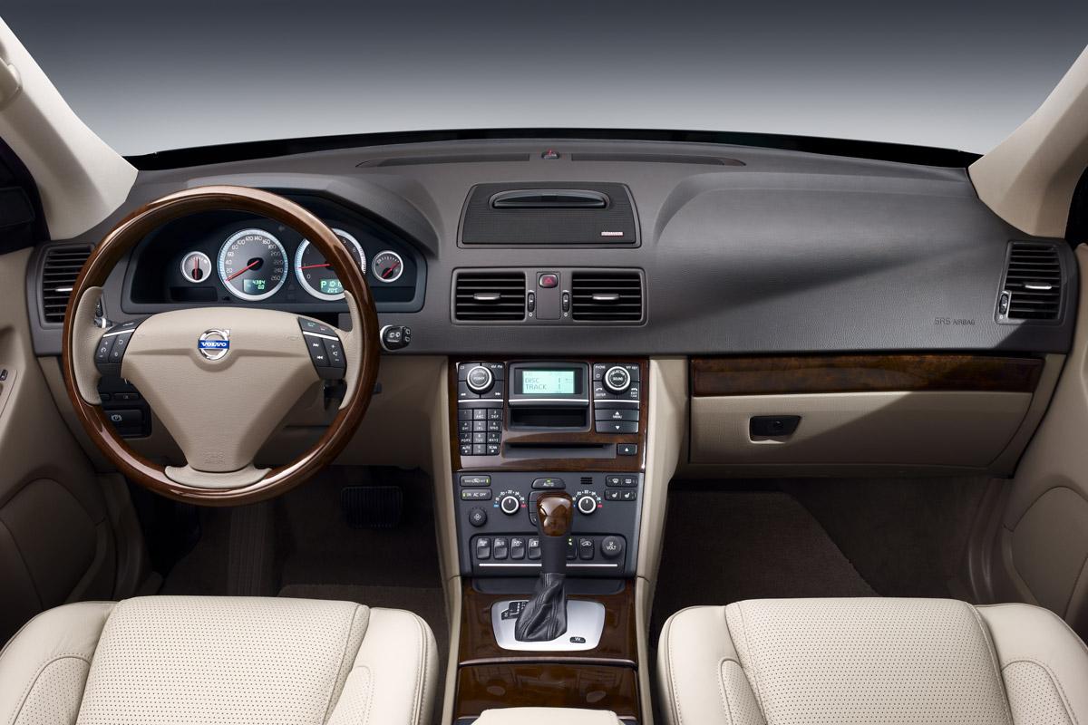 New Volvo Xc90 >> Volvo XC90 2006: precios, motores, equipamientos