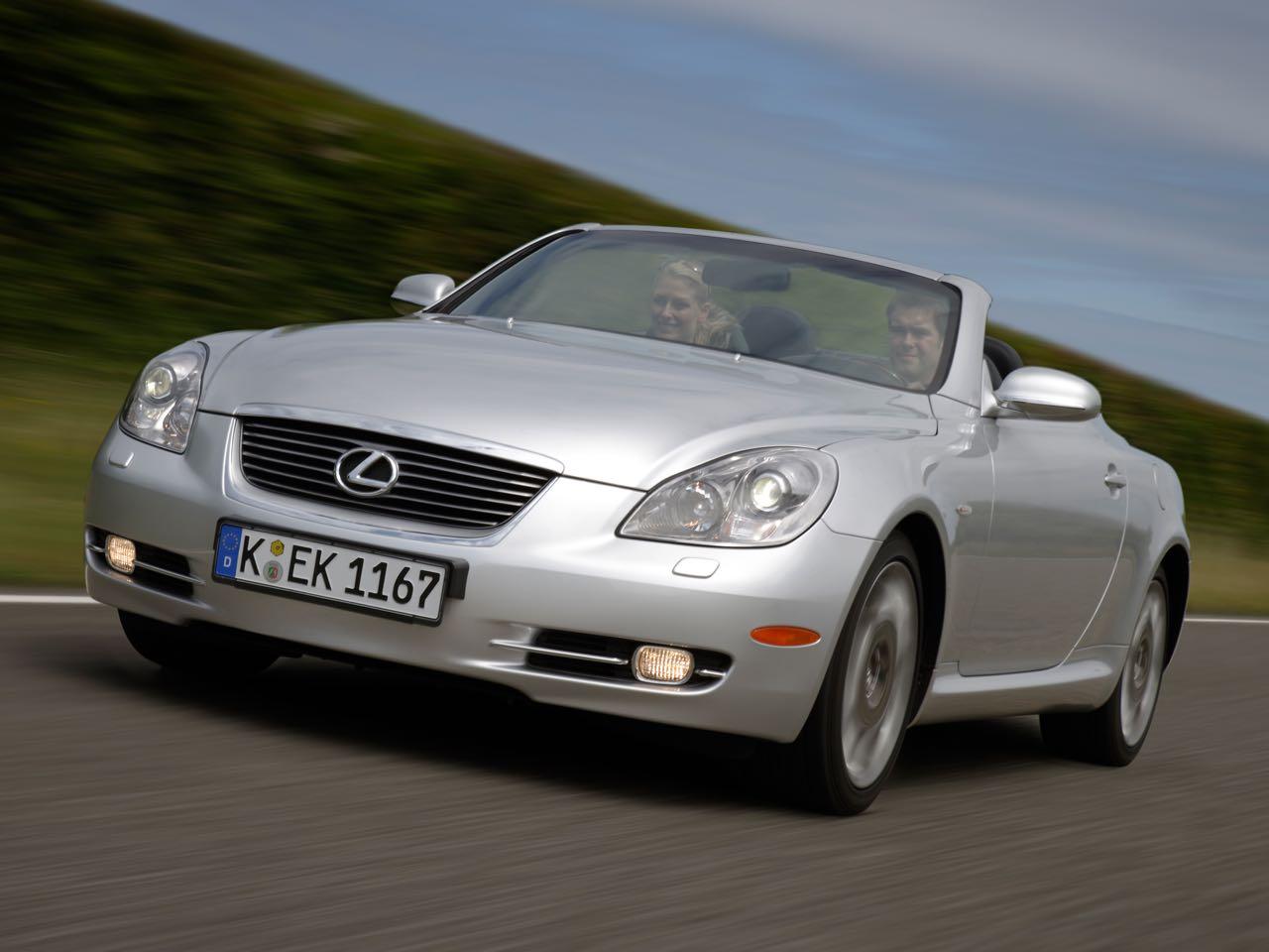 Lexus SC 2006 – 7