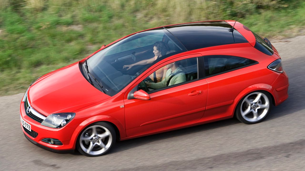 Opel Astra GTC 2007 – 6