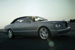 Bentley Azure T portada