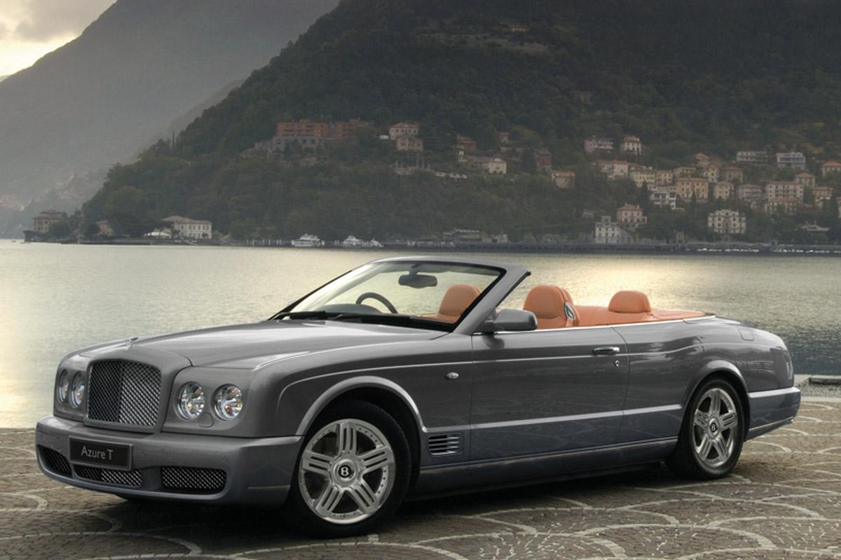 Bentley Azure T estático