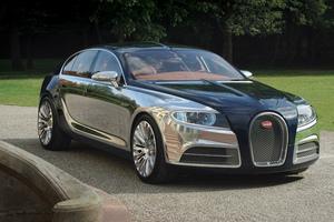 Bugatti 16 C Galibier Concept portada