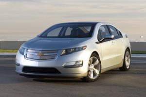 Chevrolet Volt portada