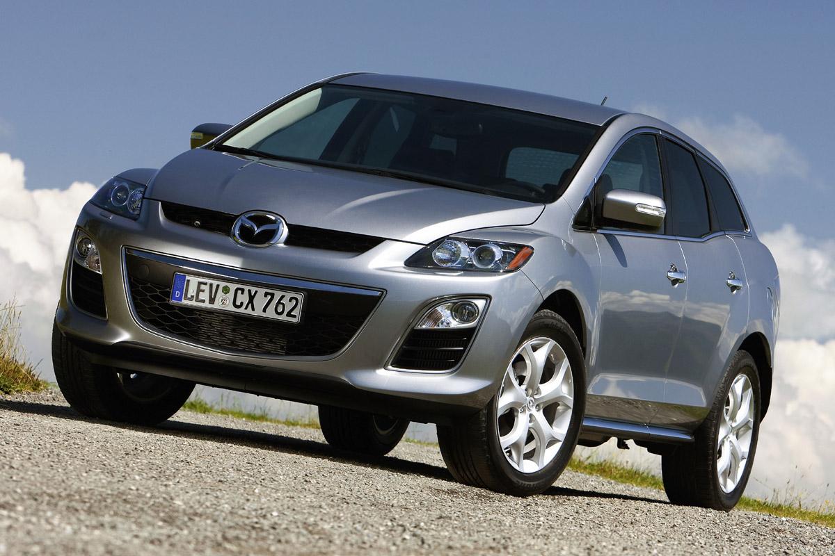 Mazda Cx 7 Un Todoterreno Para La Carretera Noticias