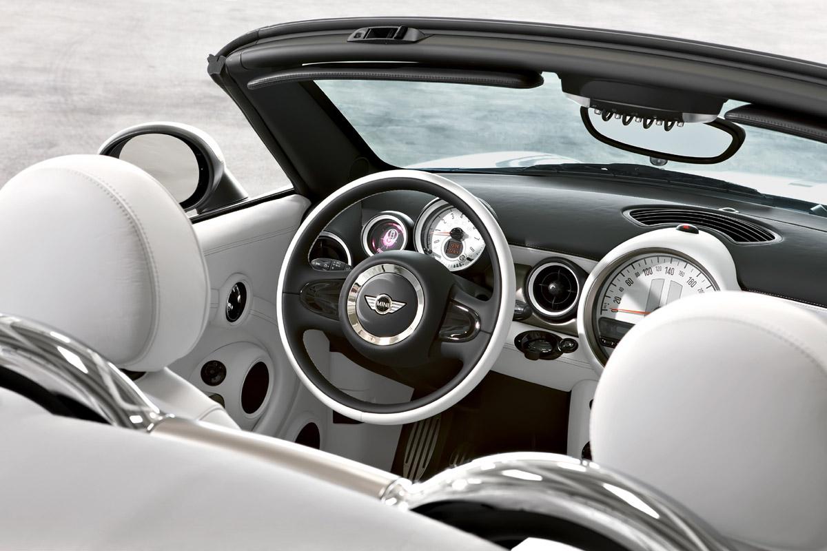 del MINI Roadster Concept