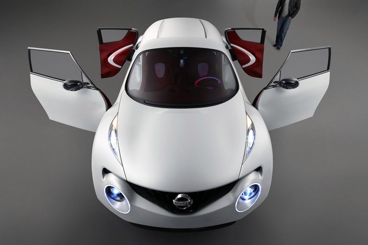Nissan Qazana cenital