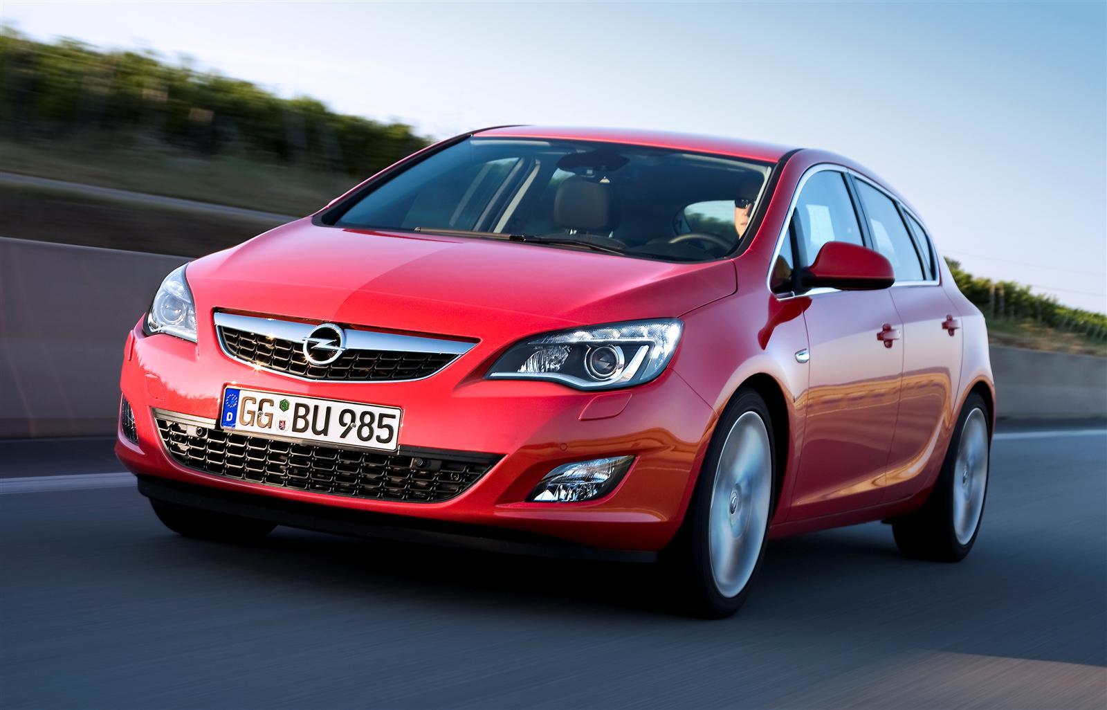 Presentado El Nuevo Opel Astra 2010