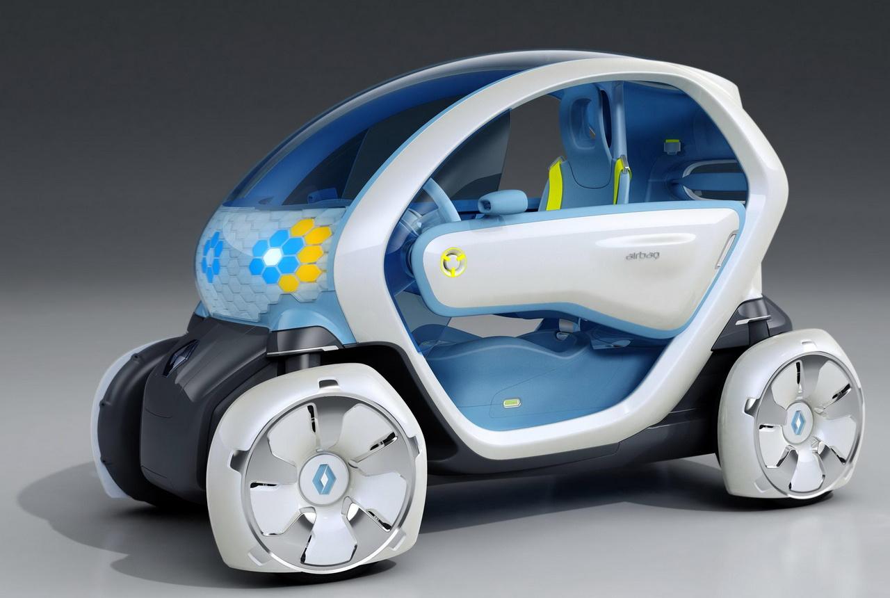 renault twizy zero emissions el futuro est u00e1 aqu u00ed