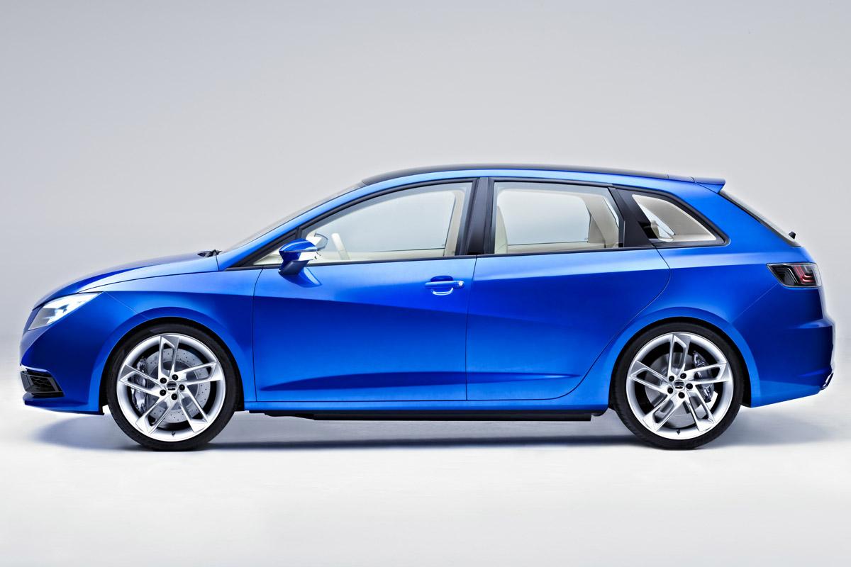 SEAT Ibiza Concept IBZ lateral