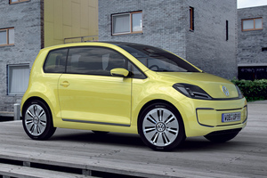 Volkswagen E-Up! Concept portada