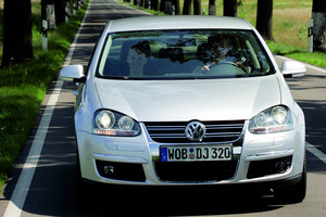 Volkswagen Jetta blanco