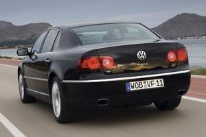 Volkswagen Phaeton trasera