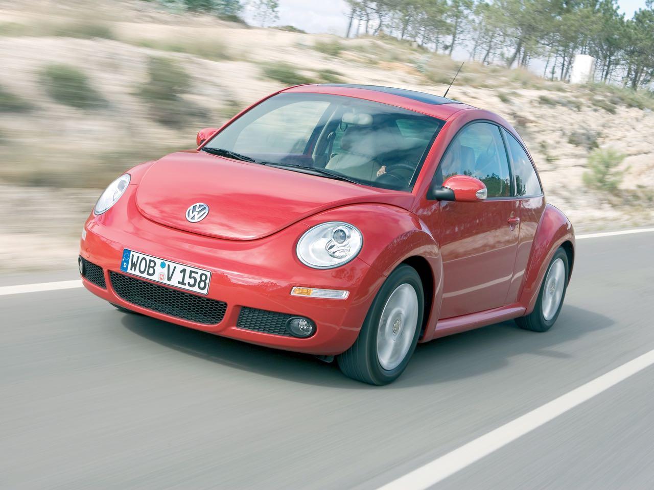 Volkswagen New Beetle 2005 – 3