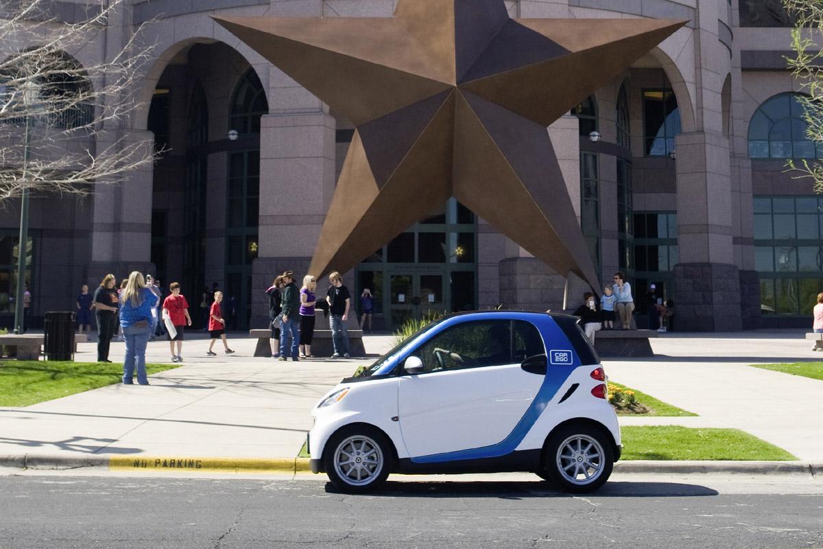car2go Texas
