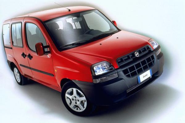 Fiat Dobló estático