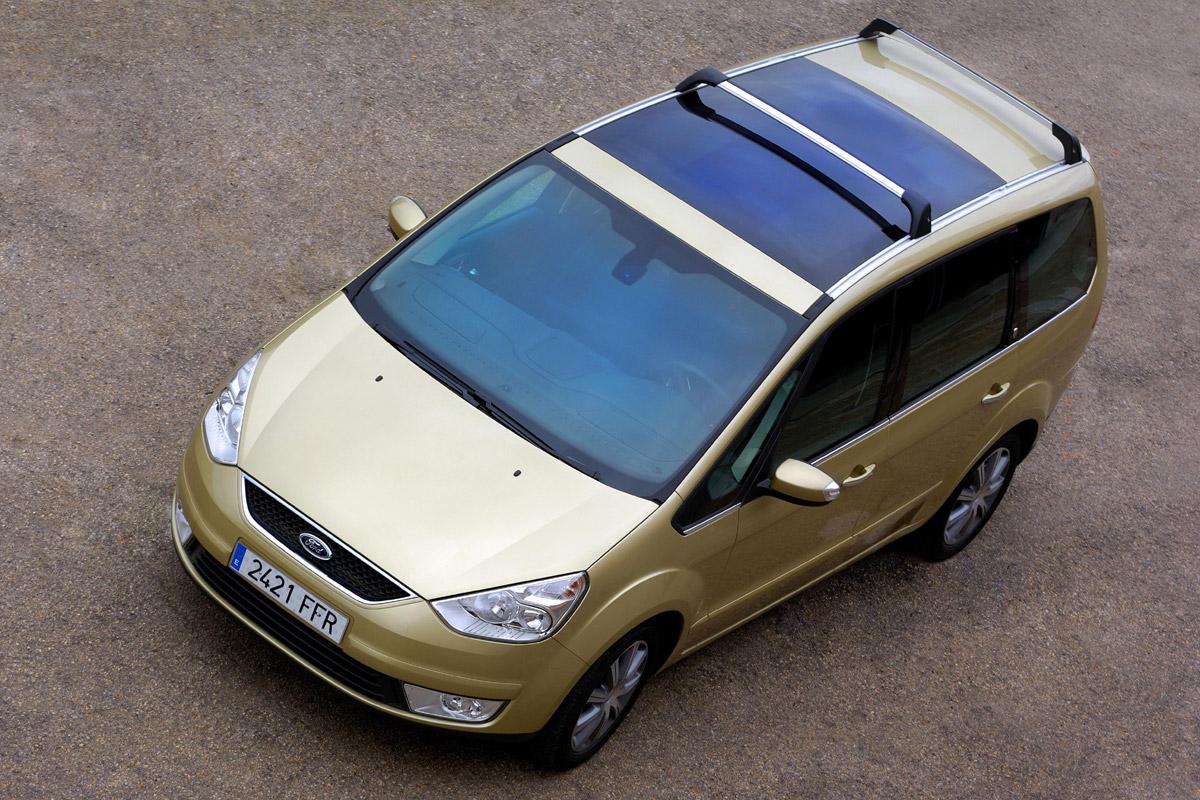 El Ford Galaxy es un monovolumen con capacidad para llevar