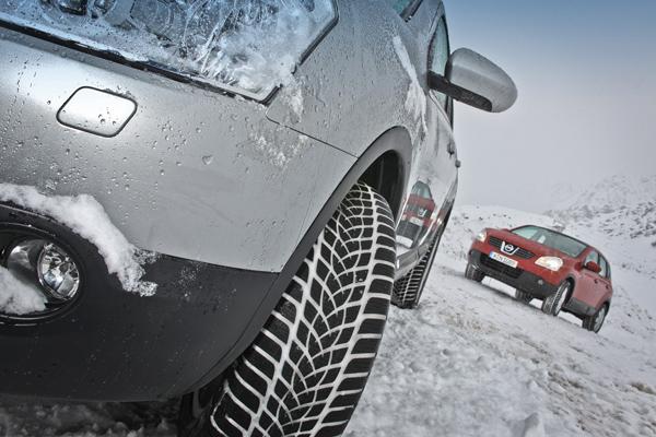 Neumáticos Goodyear nieve