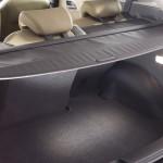 Honda FR-V 2007 vista del maletero