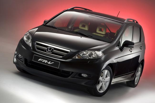 Honda FR-V 2007 vista estático