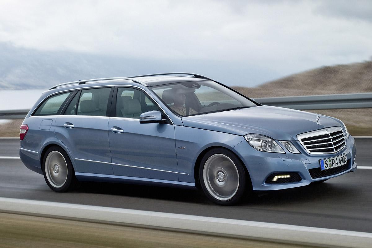 Mercedes-Benz Clase E Estate lateral