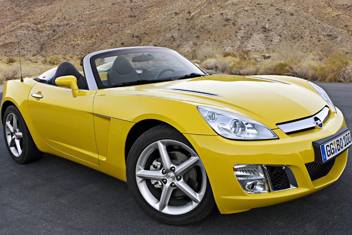 Opel Gt 2007 Precios Motores Equipamientos