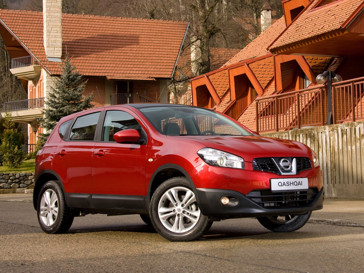 Nissan Qashqai 2010 – 5