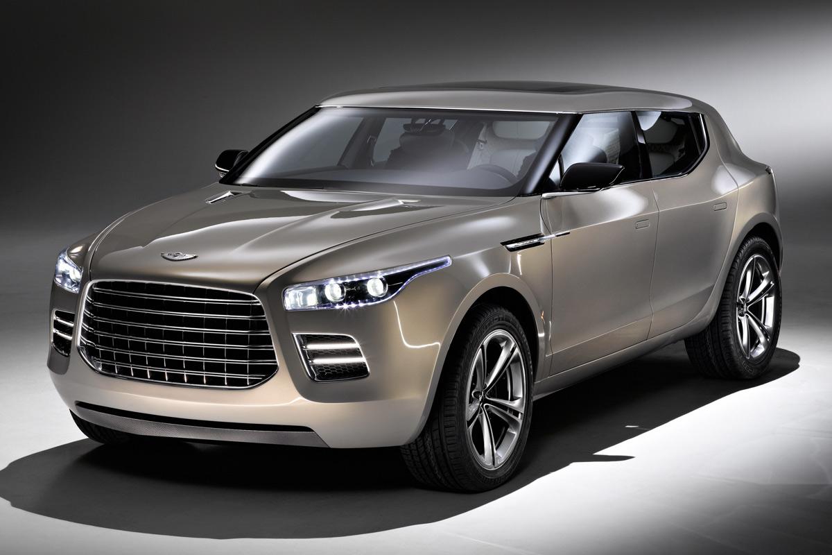 Prototipo Aston Martin Lagonda