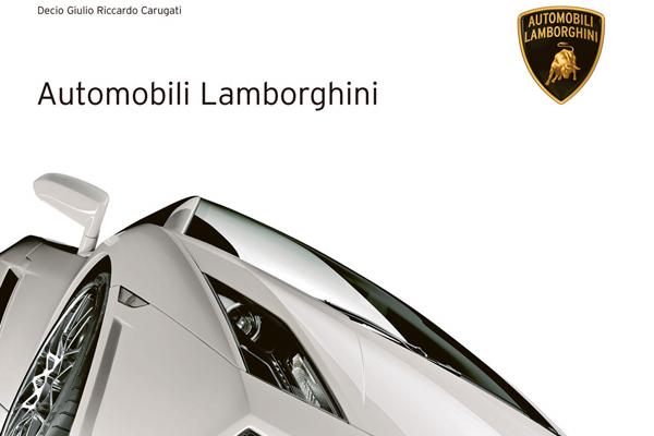 Automobili Lamborghini portada
