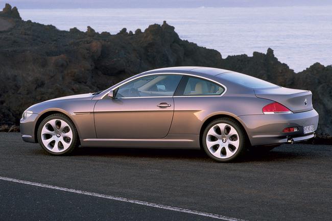 BMW Serie 6 estático
