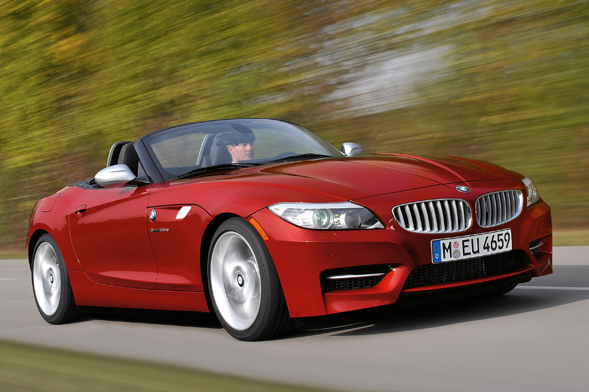 Bmw Z4 Sdrive 35is El M 225 S Potente De La Gama