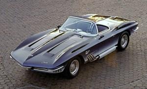 Chevrolet Mako Shark Corvette