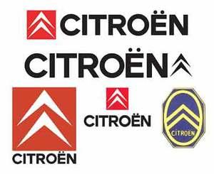 Citroen logos