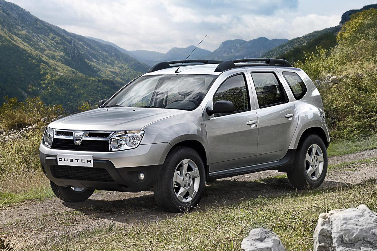 Dacia Duster campo