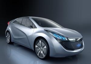 Hyundai Blue Will