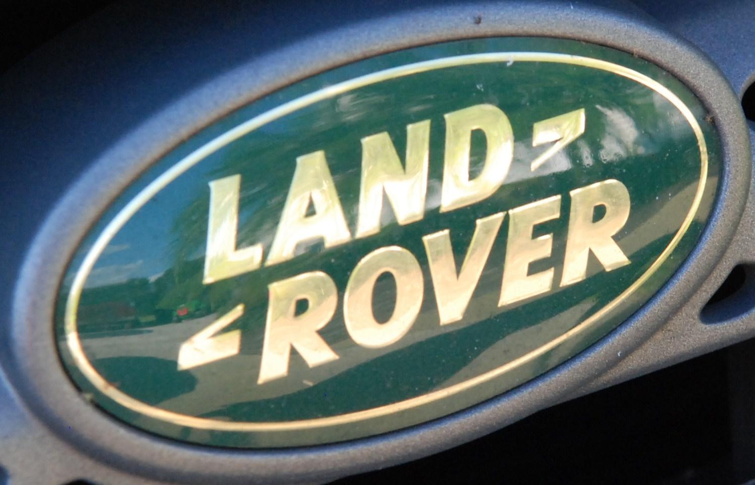Viewing Gallery... Range Rover Car Logo